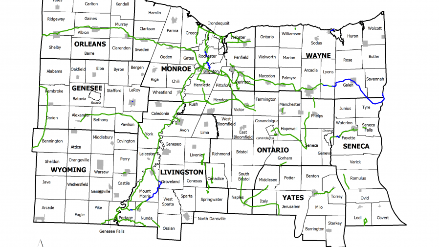 Multi-use Trails in the Genesee-Finger Lakes Region - GTC 2014
