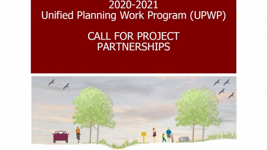 2020-2021 UPWP Call for Project Partnerships