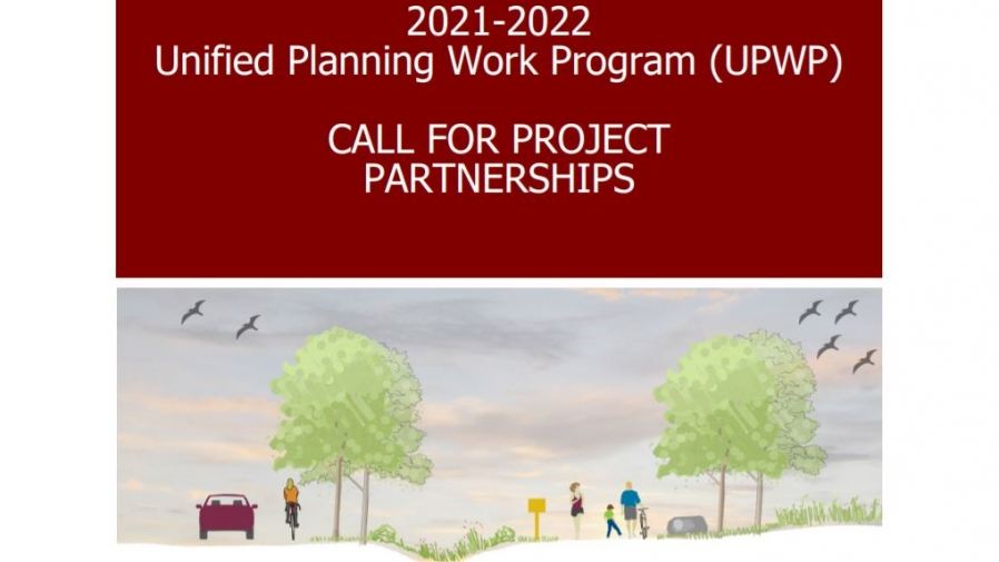 2021-2022 UPWP Call for Project Partnerships