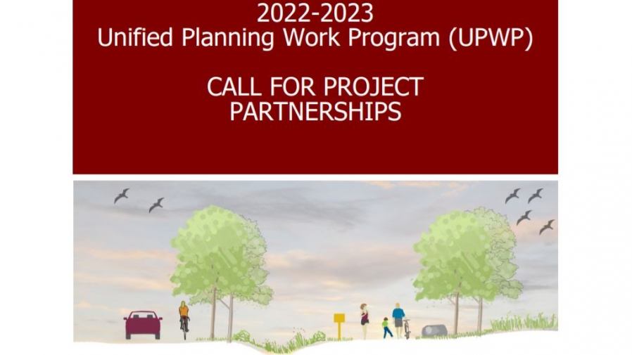 2022-2023 UPWP Call for Project Partnerships